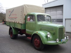 Carl Turck Historie Oldtimer Mercedes