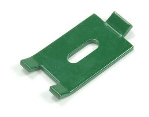 Gittermattenverbinder flache Form beschichtet