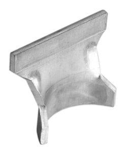 KBA Klemmbandschelle Aluminium Alu