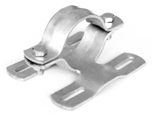 T-Schelle R 107 D Doppelrohrschelle