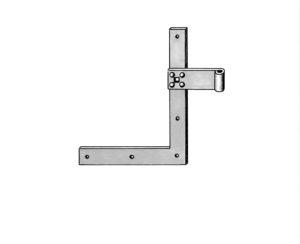 Fensterladen-Winkelband Winkelbänder