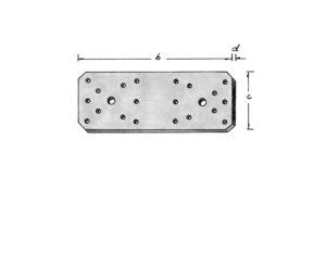 Schwere Flachverbinder